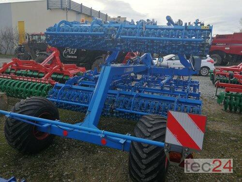 Lemken Kompaktor 600 A Year of Build 2015 Pragsdorf
