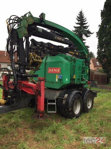 Jenz Hem 561 Z Год выпуска 2006 Pragsdorf