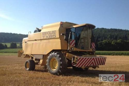 New Holland TX 65 Plus mit Siebkastenhangausgleich