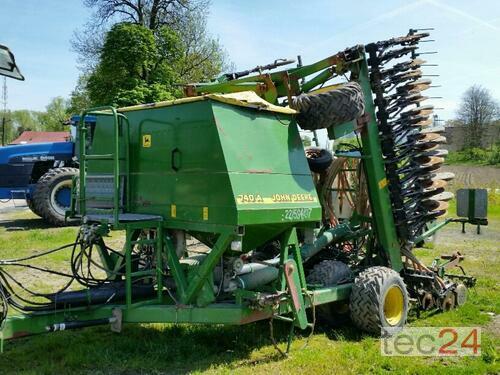 Drill-/Sämaschine John Deere - 740 A - 8 m