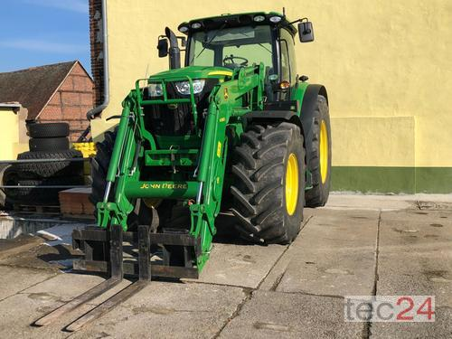 John Deere 6210R Front Loader Year of Build 2013