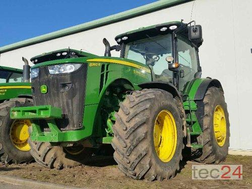 John Deere 8360R Baujahr 2012 Allrad