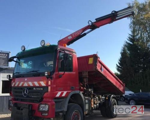 Mercedes-Benz Actros 1832 4x4 Year of Build 2008 4WD