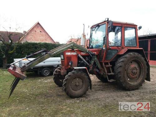 Belarus MTS 550 + Frontlader