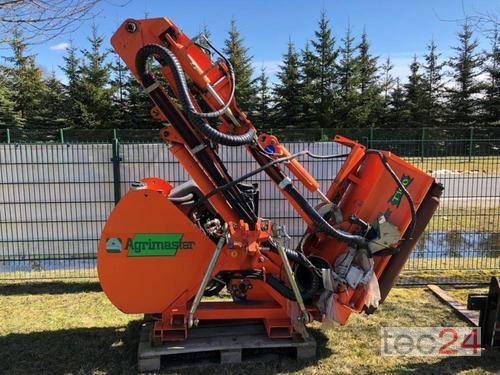 Agrimaster Agria  B540 T100 Front Year of Build 2006 Pragsdorf