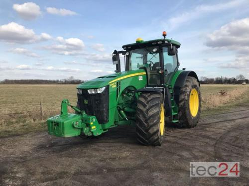 John Deere 8345R Year of Build 2015 4WD