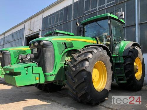 John Deere 8220 PowerShift