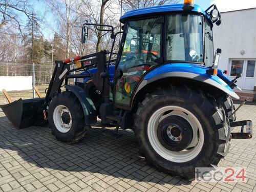 New Holland Td 5010 + Frontlader Frontlader Baujahr 2012