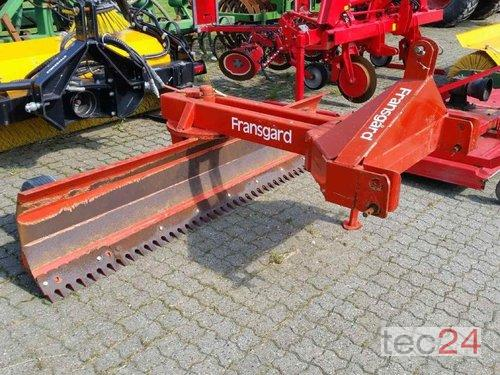 Gourdon Fransgard Gt250 Planierschild Year of Build 2000 Pragsdorf