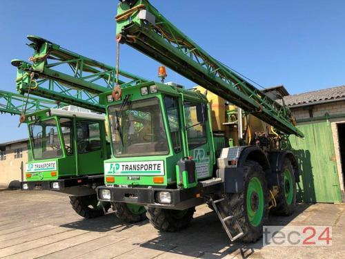 Dammann Dt 2100 - Dtpl4036 Year of Build 1998 Pragsdorf