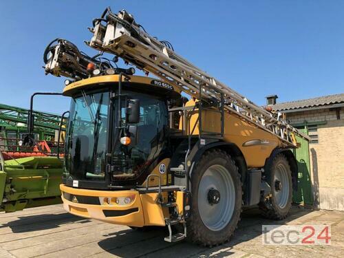 Challenger Rogator Rg 655 C anno di costruzione 2014 Pragsdorf
