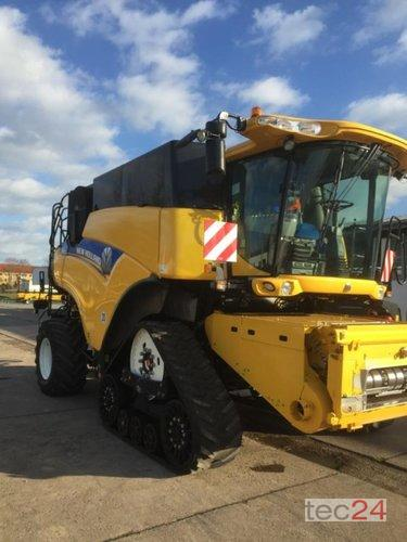 New Holland CR 9090 Year of Build 2013 Pragsdorf