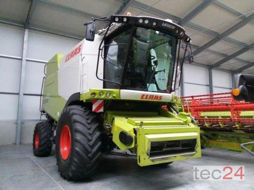 Claas Lexion 670 Year of Build 2015 Pragsdorf
