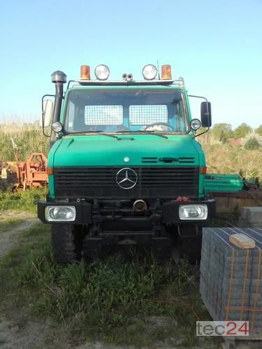 Mercedes-Benz Unimog 424 Year of Build 1984 Pragsdorf