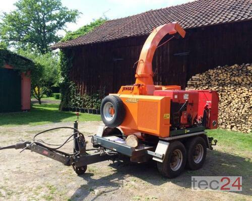 Jensen A231 M Año de fabricación 2001 Pragsdorf