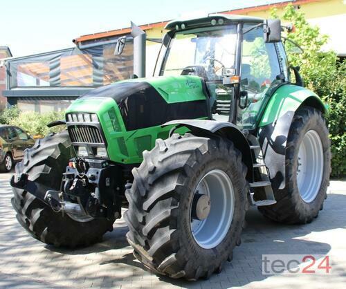 Traktor Deutz-Fahr - TTV 630