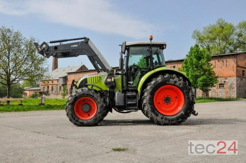 Claas Arion 640 Cebis Front Loader Year of Build 2009