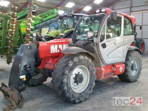 Manitou Mlt 840-137 Année de construction 2012 A 4 roues motrices