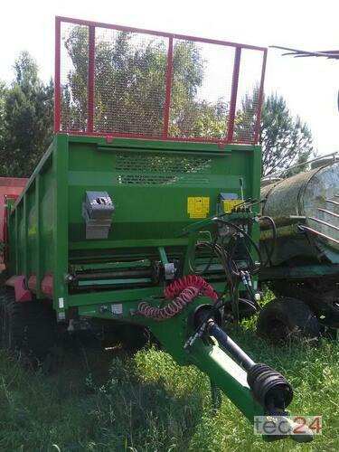 Pronar Herkules 14 - N 262/1 - Gg 21 T Año de fabricación 2012 Pragsdorf