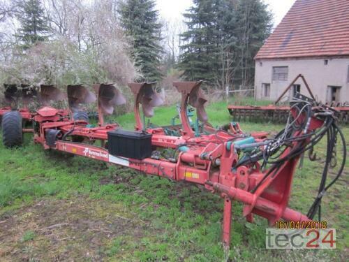 Kverneland Pl 100 - 7 Schar Mit Packer Pragsdorf