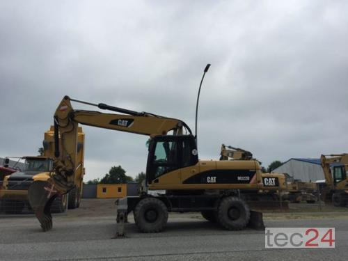 Caterpillar M 322 D Year of Build 2007 4WD