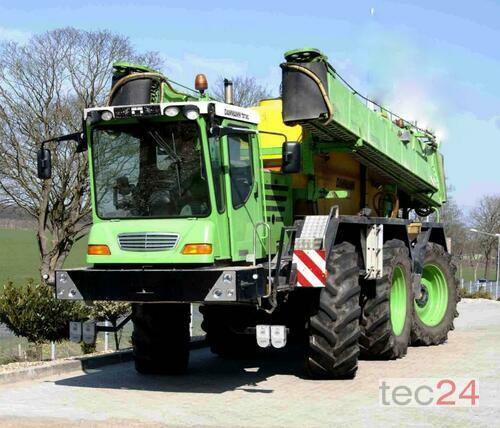 Dammann Trac Dt 2600h+Spritze Dtpa 8031 Año de fabricación 2006 Pragsdorf