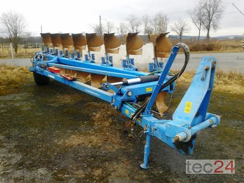 Lemken Eurodiamant 10 - 8 Schar Year of Build 2012 Pragsdorf