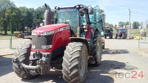 Massey Ferguson 8680-4 Ecoline Dyna-Vt Baujahr 2012 Allrad