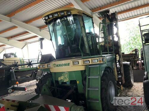 Krone Big M 400 Rok výroby 2011 Pragsdorf