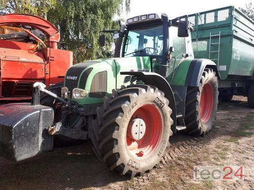 Fendt Favorit 820 Vario Årsmodell 2003 4-hjulsdrift