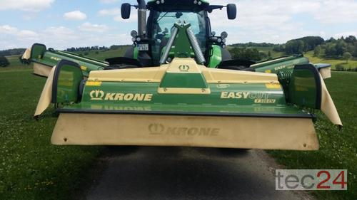 Krone Easy Cut B1000 Mit Easy Cut F320 Рік виробництва 2014 Pragsdorf