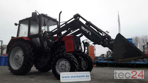 Belarus MTS 820 + Frontlader