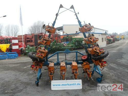 Einzelkornsämaschine Schmotzer - Unidrill S Rüben 12