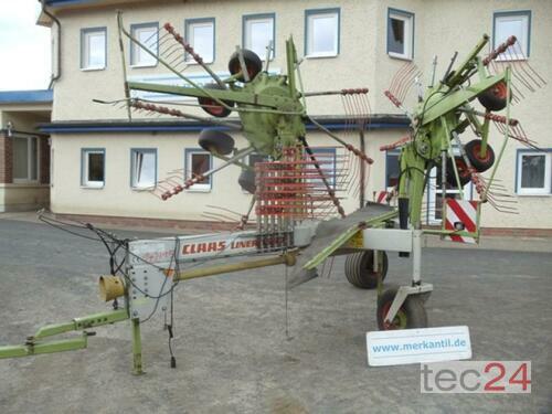 Claas Liner 1550 - AB 7,5 m