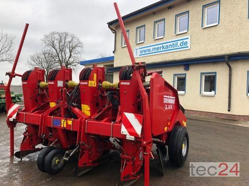 Grimme Gl 34 K Year of Build 2009 Pragsdorf