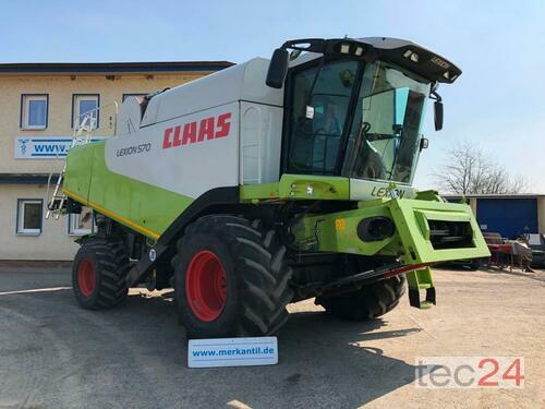 Mähdrescher Claas - Lexion 570