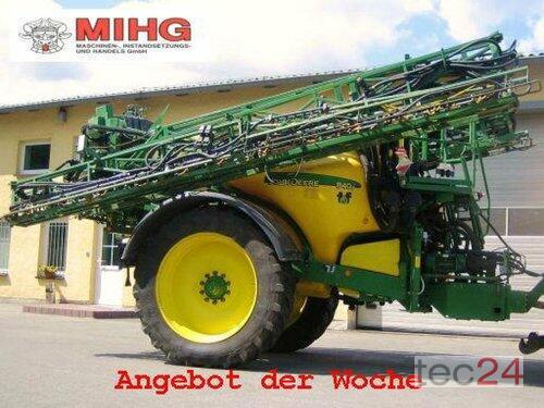 John Deere 840 I Anul fabricaţiei 2007 Dummerstorf, OT Petschow