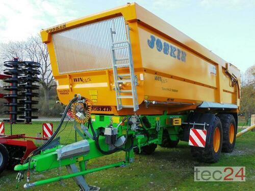 Joskin Transspace 7023b Année de construction 2018 Dummerstorf, OT Petschow