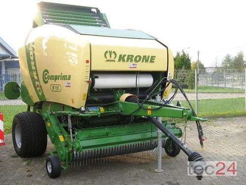 Krone COMPRIMA F155 - MIHG PETSCHOW