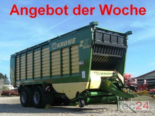 Krone Zx 470gd Anul fabricaţiei 2017 Dummerstorf, OT Petschow
