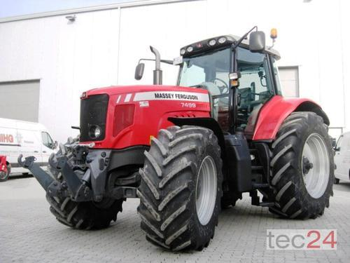 Massey Ferguson 7499 - Mihg Mietmaschine Year of Build 2011 4WD