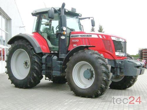 Massey Ferguson 7620 Ex Dv-02 Year of Build 2013 4WD