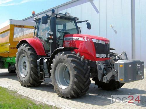Massey Ferguson MF 7726 Dyna-6 Exclusive Årsmodell 2017 4-hjulsdrift
