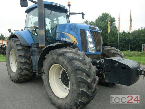 New Holland T 8040 Ultra Command Baujahr 2007 Allrad
