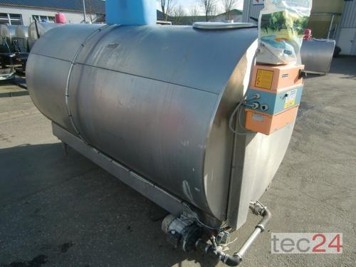 DeLaval Ch 1600 Milchkühltank Niebüll