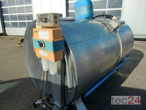 DeLaval Ch 2600 Milchkühltank Niebüll