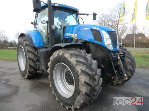 New Holland T 7.270 Auto Command Baujahr 2012 Allrad