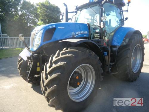 New Holland T 7.270 Auto Command Årsmodell 2012 4-hjulsdrift