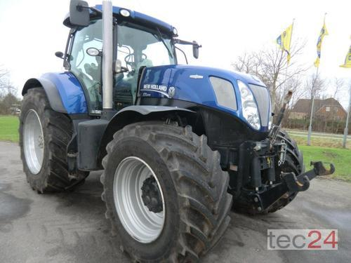 New Holland T 7.270 Auto Command Bouwjaar 2012 4 WD