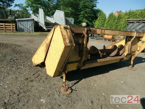 New Holland Mais-Schneidwerk 4-reihig